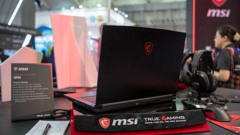 MSI GF63 review