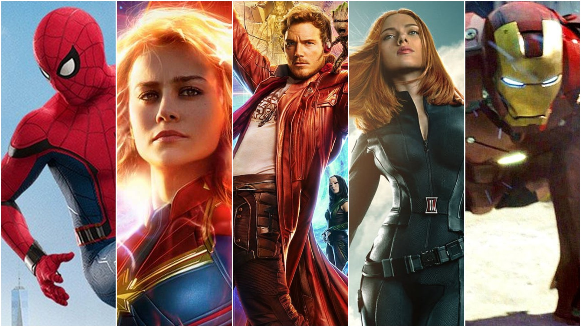 The best Marvel movies – and the worst  All 23 MCU films