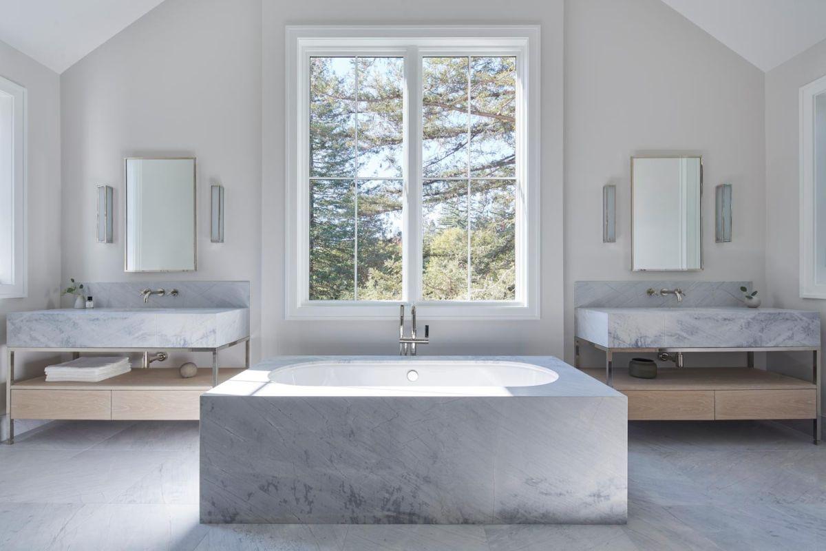 Chic and stylish bathroom flooring ideas to inspire