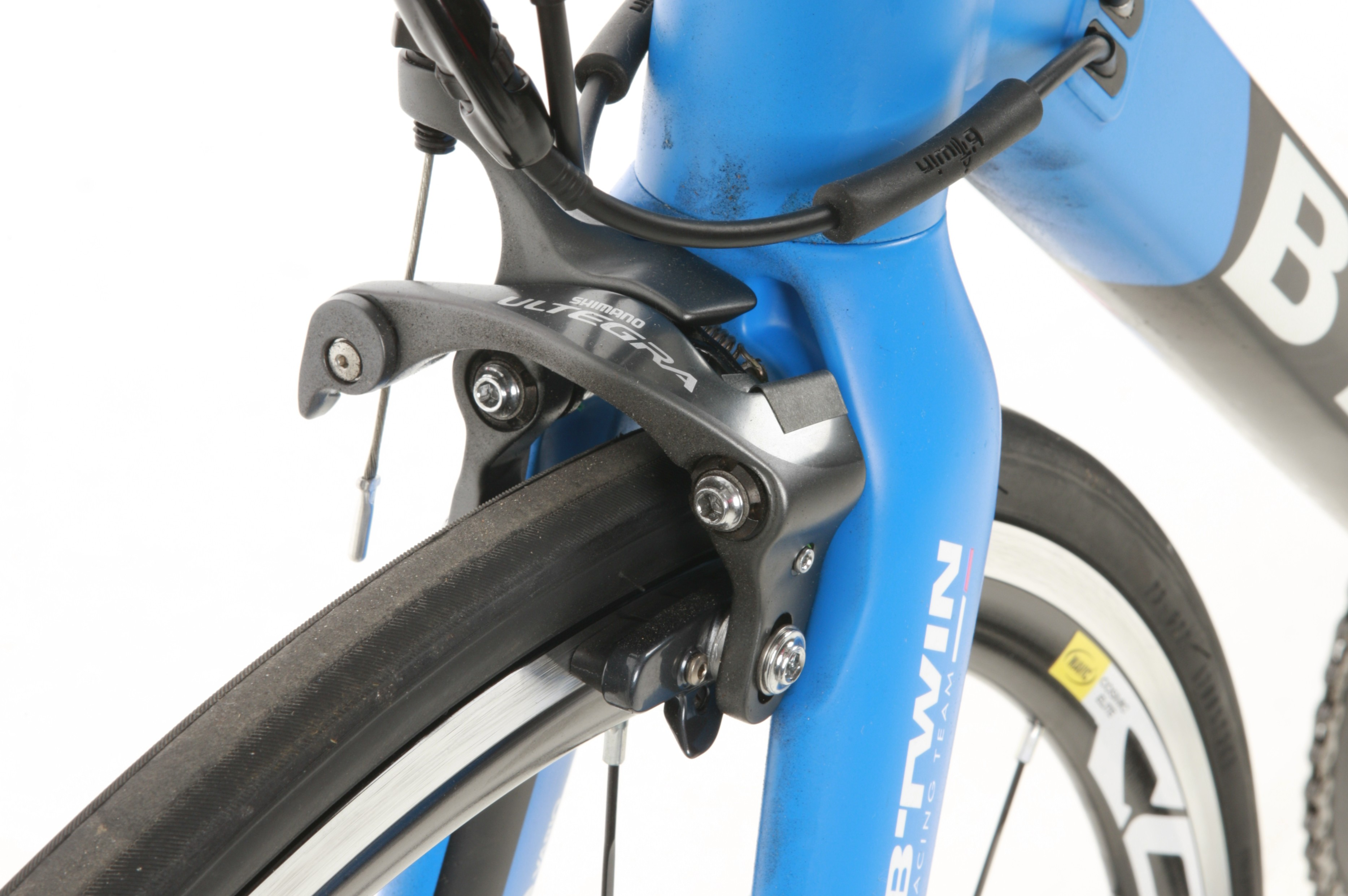 Are Direct Mount Brakes The Future Cycling Weekly This Diagram Explains Various Parts That Make Up A Disc Braking Btwin Ultra 720 Af Shimano Ultegra