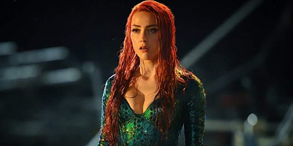Amber Heard Shows Off How In Shape She Got At Aquaman Premiere