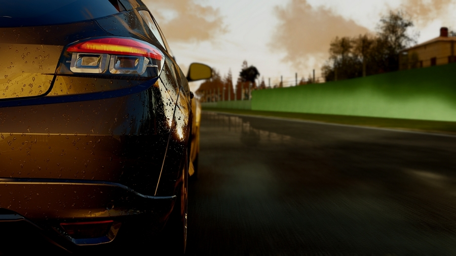 Project CARS Screenshots Show Amazing Water Effects #25652
