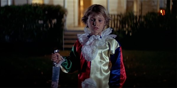 6-year-old Michael Myers in 1978's Halloween