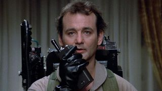 Bill Murray in Ghostbusters