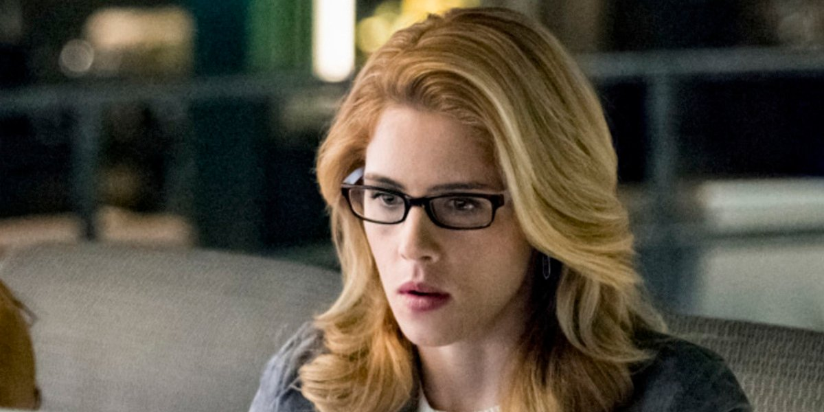 Arrow's Emily Bett Rickards Is Returning As Felicity For Series Finale