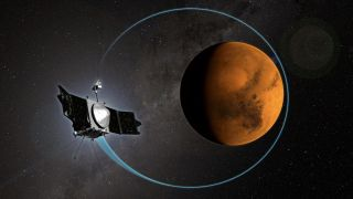 MAVEN Completes 1,000 Orbits Around Mars