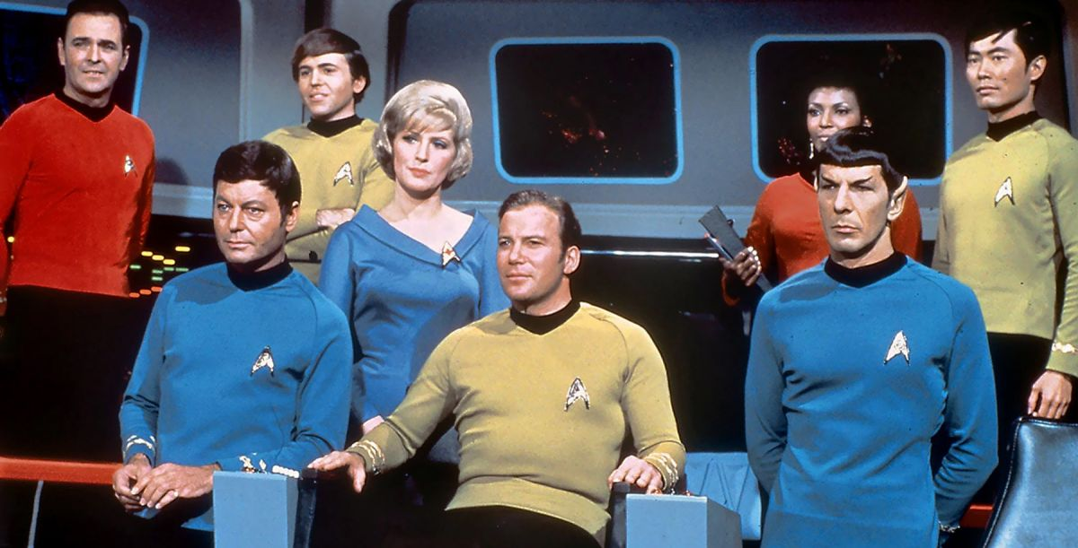 What 'Star Trek' has taught us about diversity