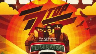ZZ Top on the cover of Classic Rock 227