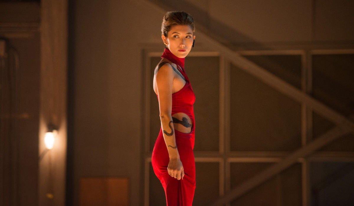 Dichen Lachman in Supergirl