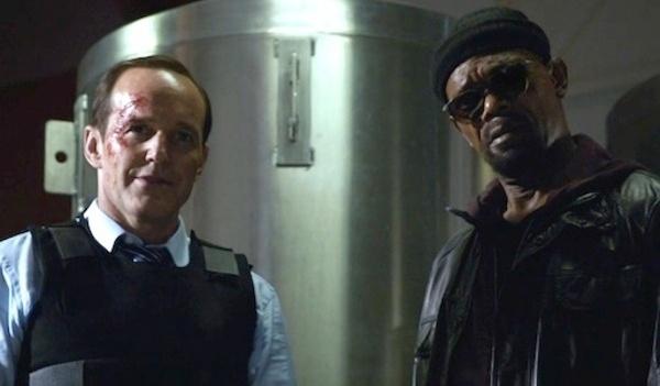 agents of shield season 1 coulson nick fury