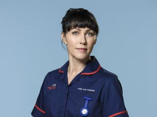 Faith Cadogan faces exciting new storylines in Casualty!