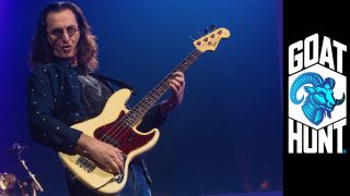 Geddy Lee is the GOAT
