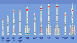 Chinese Long March 3A Rocket Orbits New Satellite