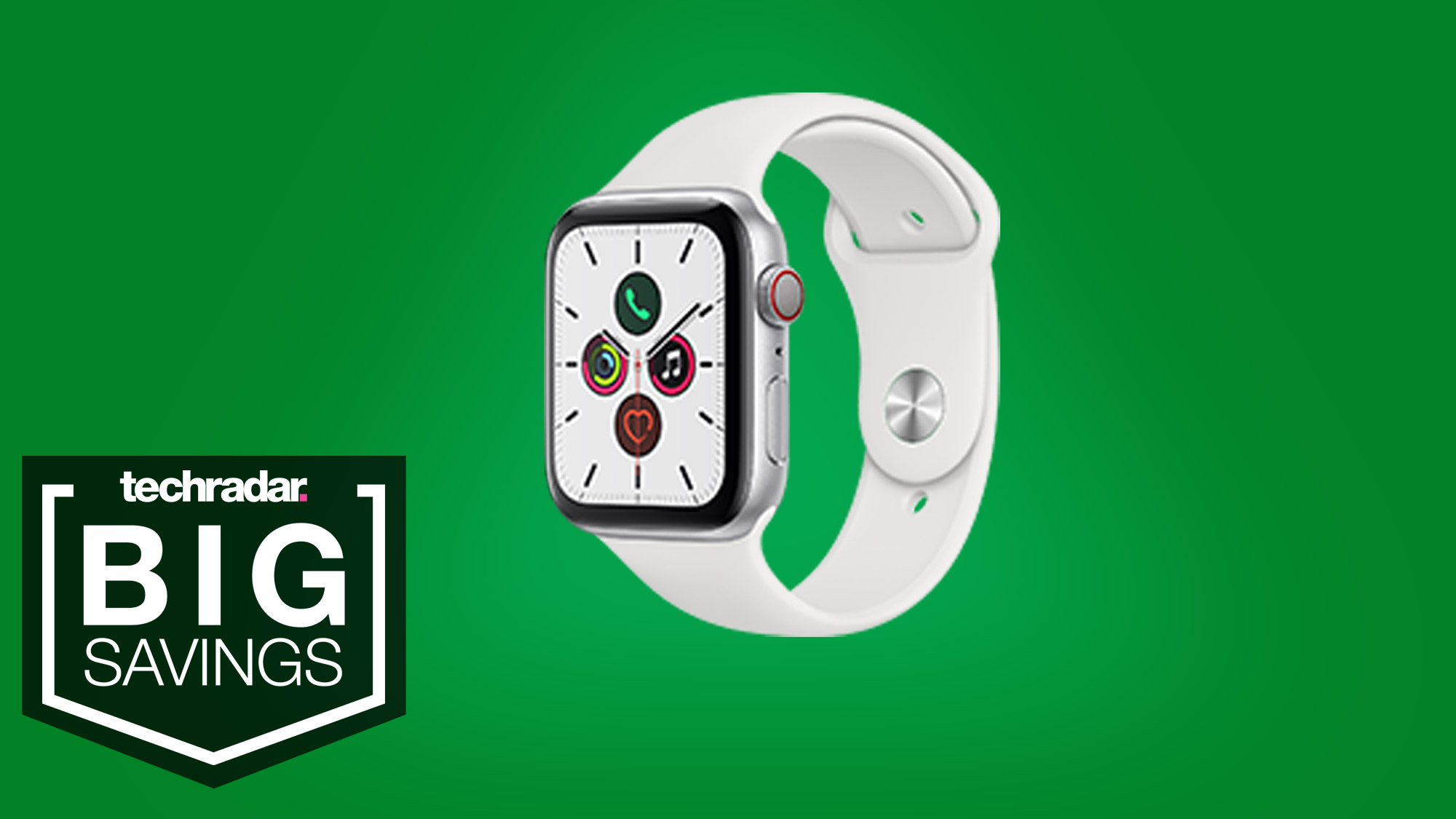 The Apple Watch 4 Gets A 300 Price Cut At Best Buy Ahead Of Black Friday Sales Techradar