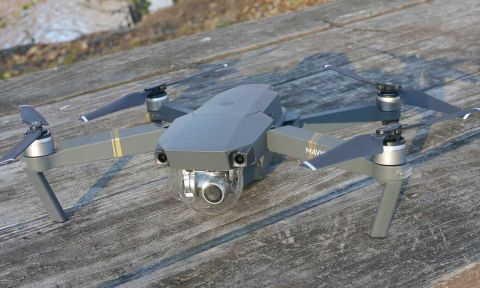 DJI Mavic Pro Review: Drone of the Year | Tom's Guide