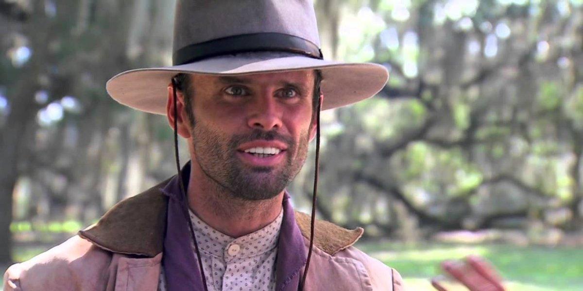 Walton Goggins in Django Unchained