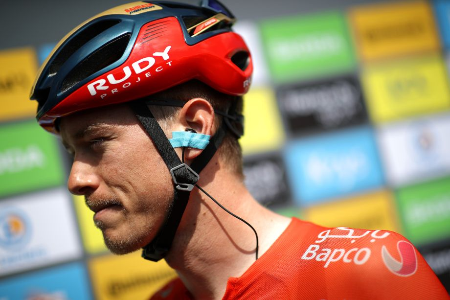 Rohan Dennis abandons the Tour de France and no one is sure why