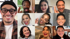 'In The Heights' Interviews With Anthony Ramos, Corey Hawkins, Leslie Grace, Melissa Barrera & More!