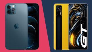 iPhone 12 Pro vs Realme GT