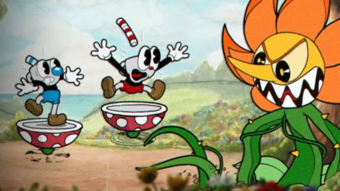 Cuphead Review Quot Stands Tall Among The Best 2d Shooters Of