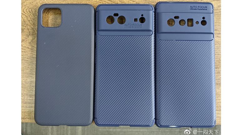 Pixel 6 case leak