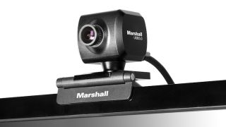 Marshall Releases USB-Powered Camera for Streaming, Collaboration