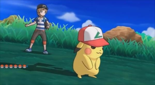 Pokemon Sun and Moon Pikachu Hat