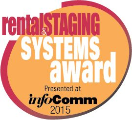 InfoComm/Rental & Staging New Product Awards