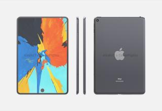 iPad mini 6 5G render