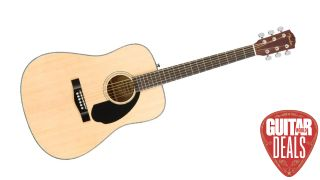 The best Fender CD-60S Deals April 2021: Save money on a quality beginner acoustic guitar from Fender
