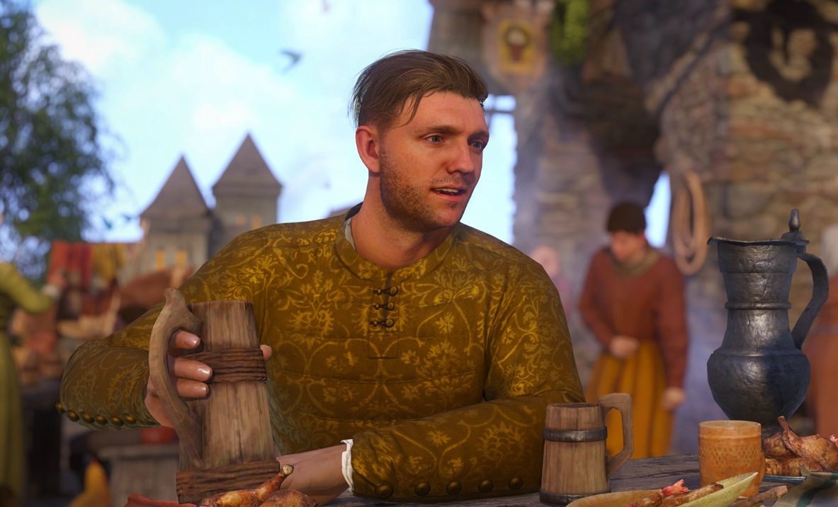 A Game of Thrones total conversion mod for Kingdom Come: Deliverance