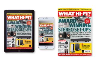 New January 2021 issue of What Hi-Fi? out now