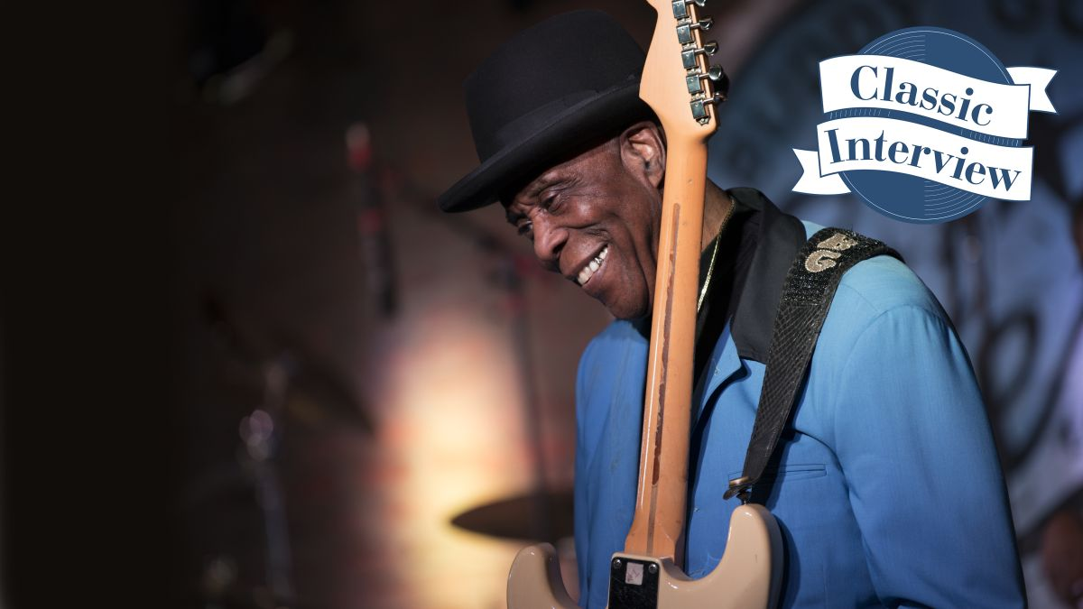 """Classic interview: Buddy Guy – """"If people come see you, I think you should give them every damn thing you've got"""""""