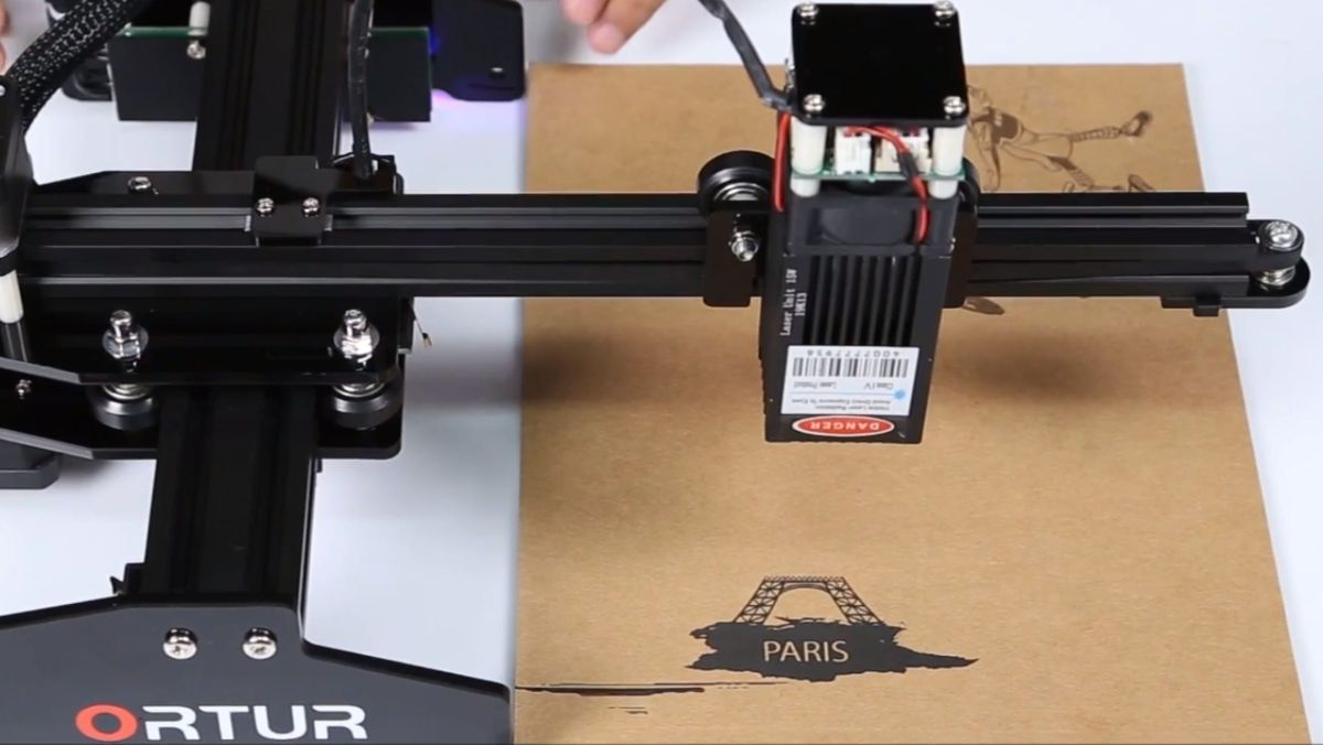 Here's the cheapest 20w laser engraver cutter in the world