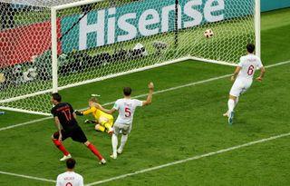 Croatia v England – FIFA World Cup 2018 – Semi Final – Luzhniki Stadium