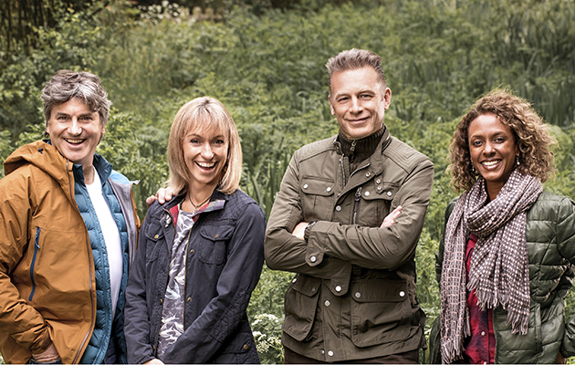 Autumnwatch 2017 Chris Packham
