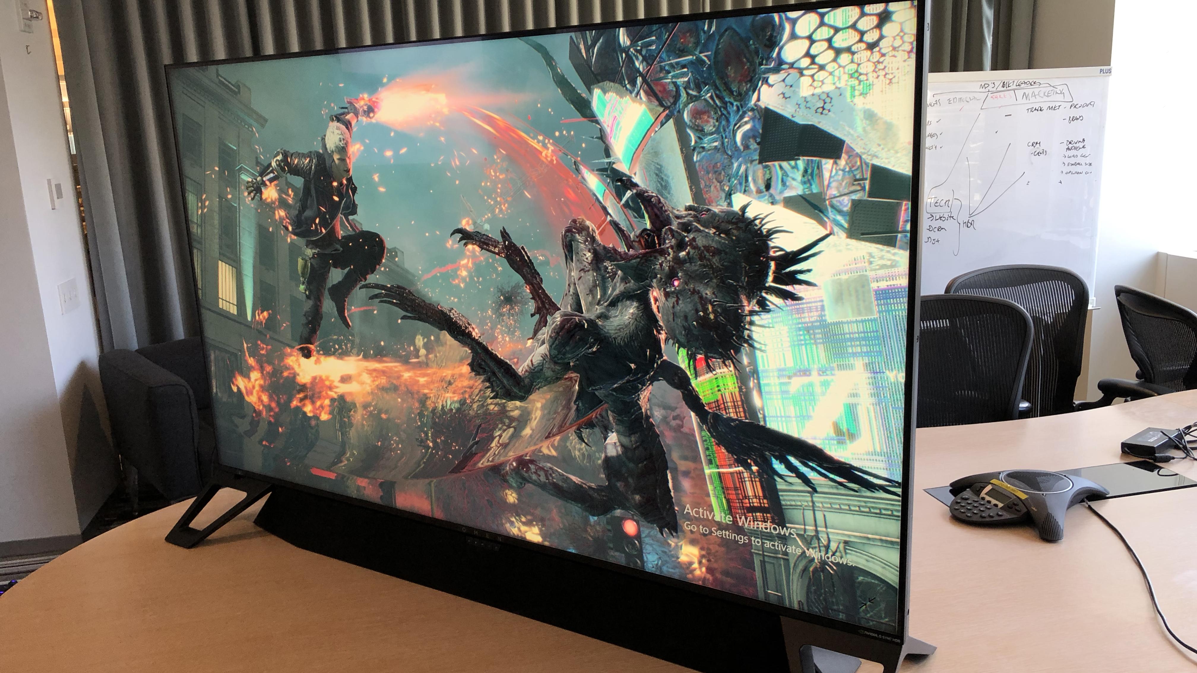 HP Omen X Emperium 65 BFGD review   PC Gamer