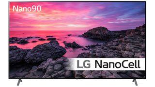 """LG 86"""" 4K NanoCell TV"""