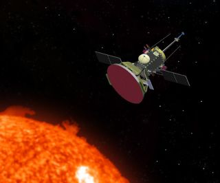 Ambitious NASA Probe to Fly Through Sun's Fringe