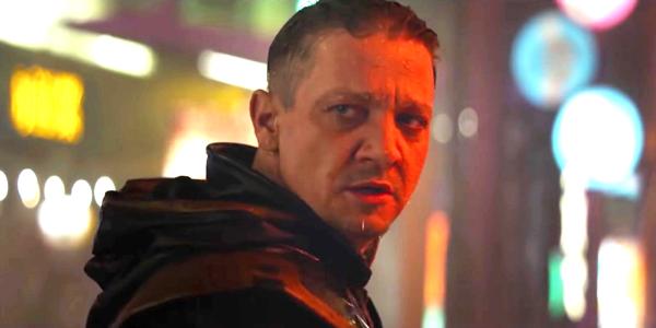 Jeremy Renner as Hawkeye Ronin in Avengers: Endgame MCU