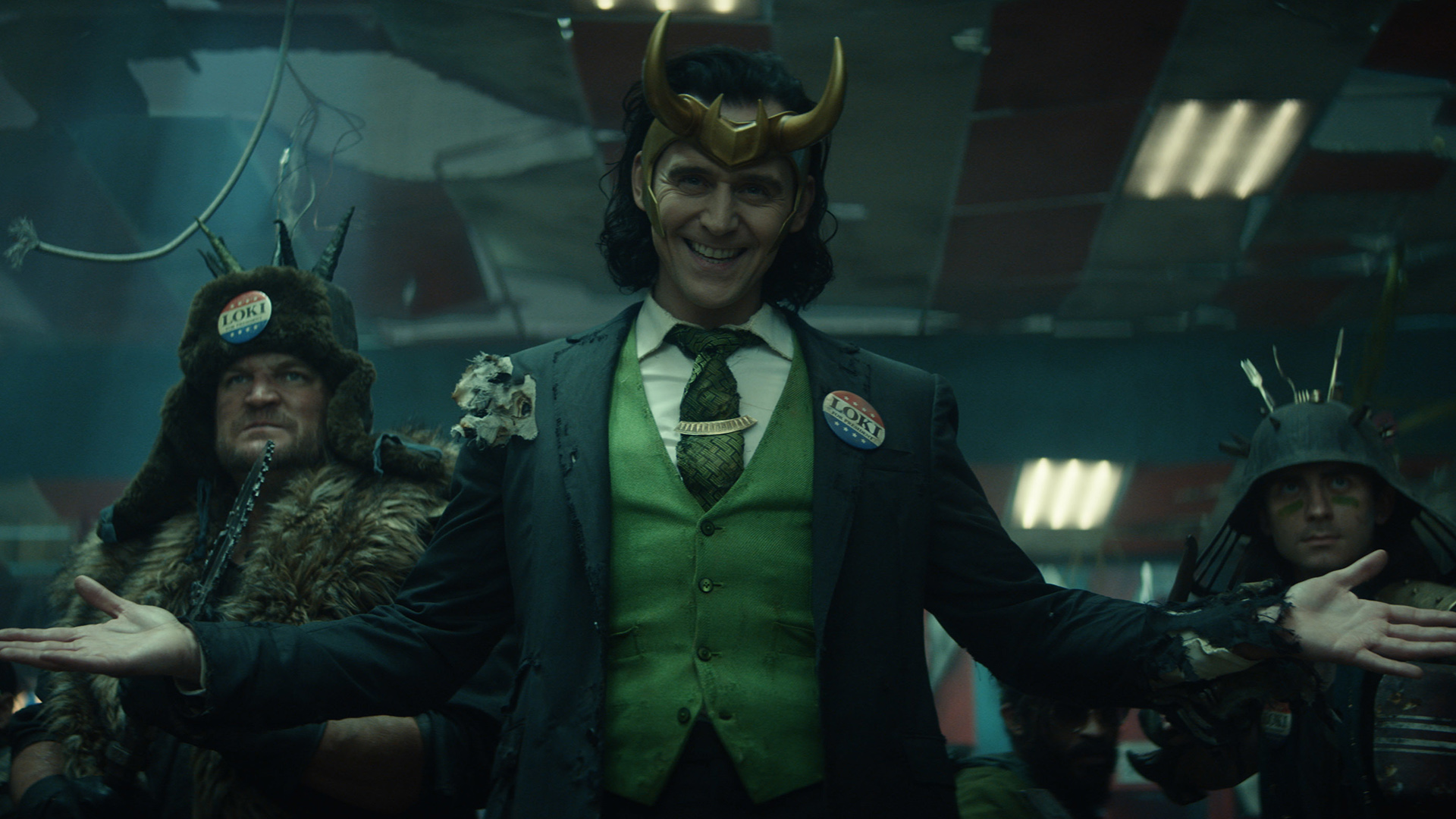 "Loki episode 1 review: ""Tom Hiddleston's a joy in time-bending premiere"" |  GamesRadar+"