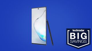 Samsung Galaxy Note 10 Black Friday price cut
