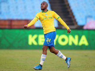 Sibusiso Vilakazi of Mamelodi Sundowns