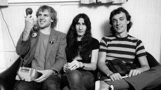 Rush in 1980