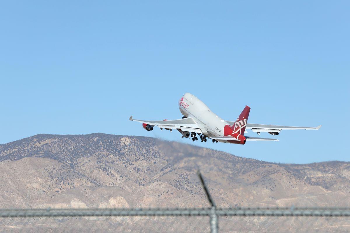 Virgin Orbit launches 10 satellites to orbit in landmark test flight