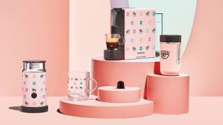 Chiara Ferragni has designed a new Nespresso coffee maker, we just wish could change one thing