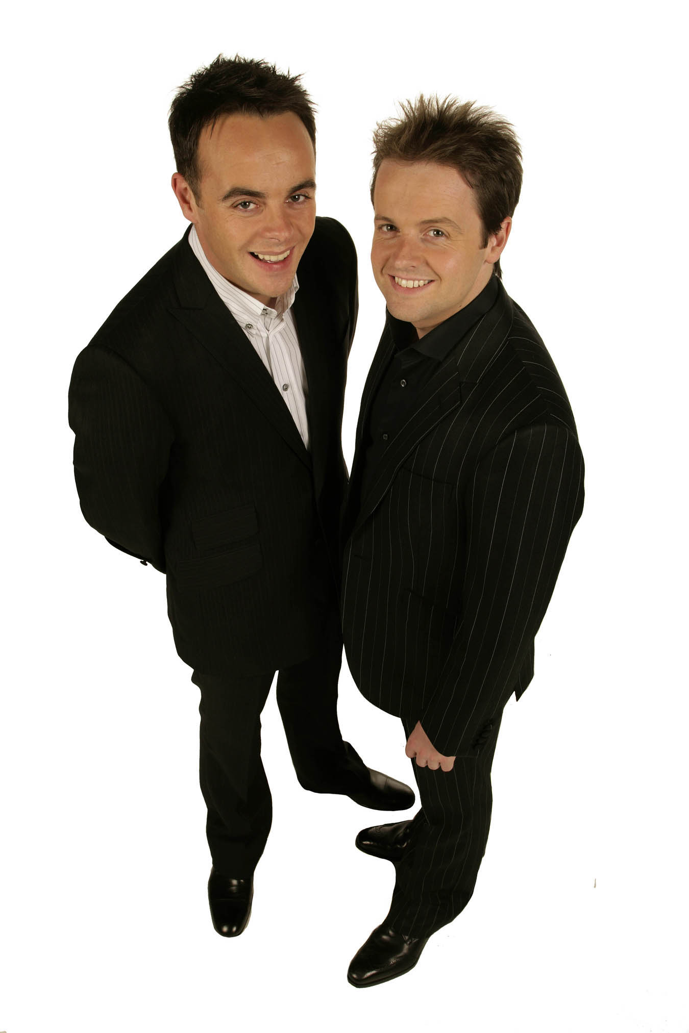 Ant and Dec become GMTV weathermen