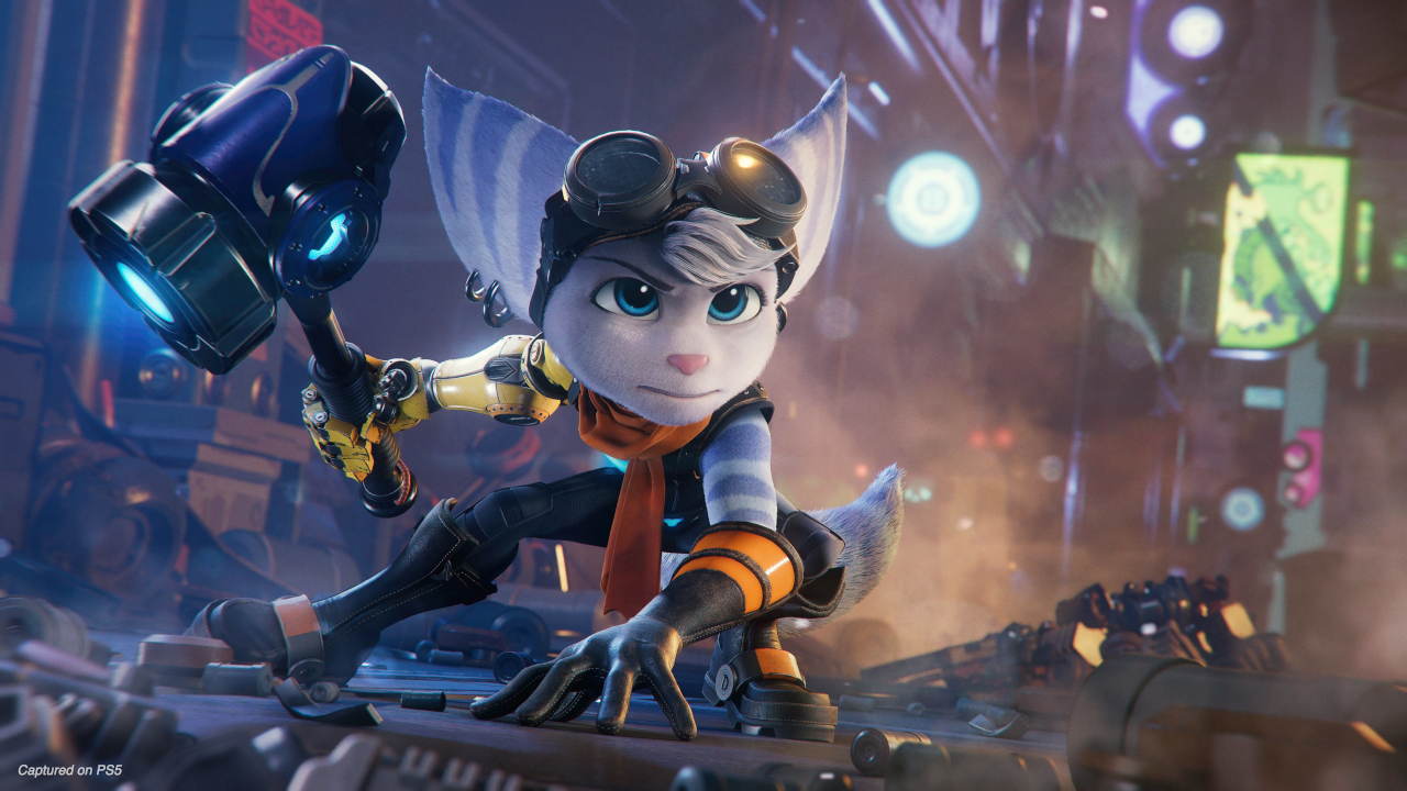 Ratchet and Clank PS5 lets you play as the new female Lombax ...