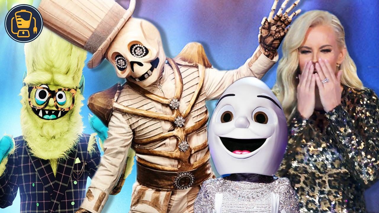 Video   The Masked Singer Season 2 – Episode 1 Spoilers, Clues & Guesses