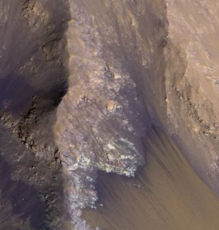 Mars Orbiter Valles Marineris